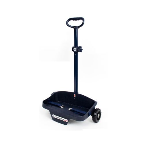 New Kids Backpack Bookbag Detachable Wheeled Rolling Cart ...