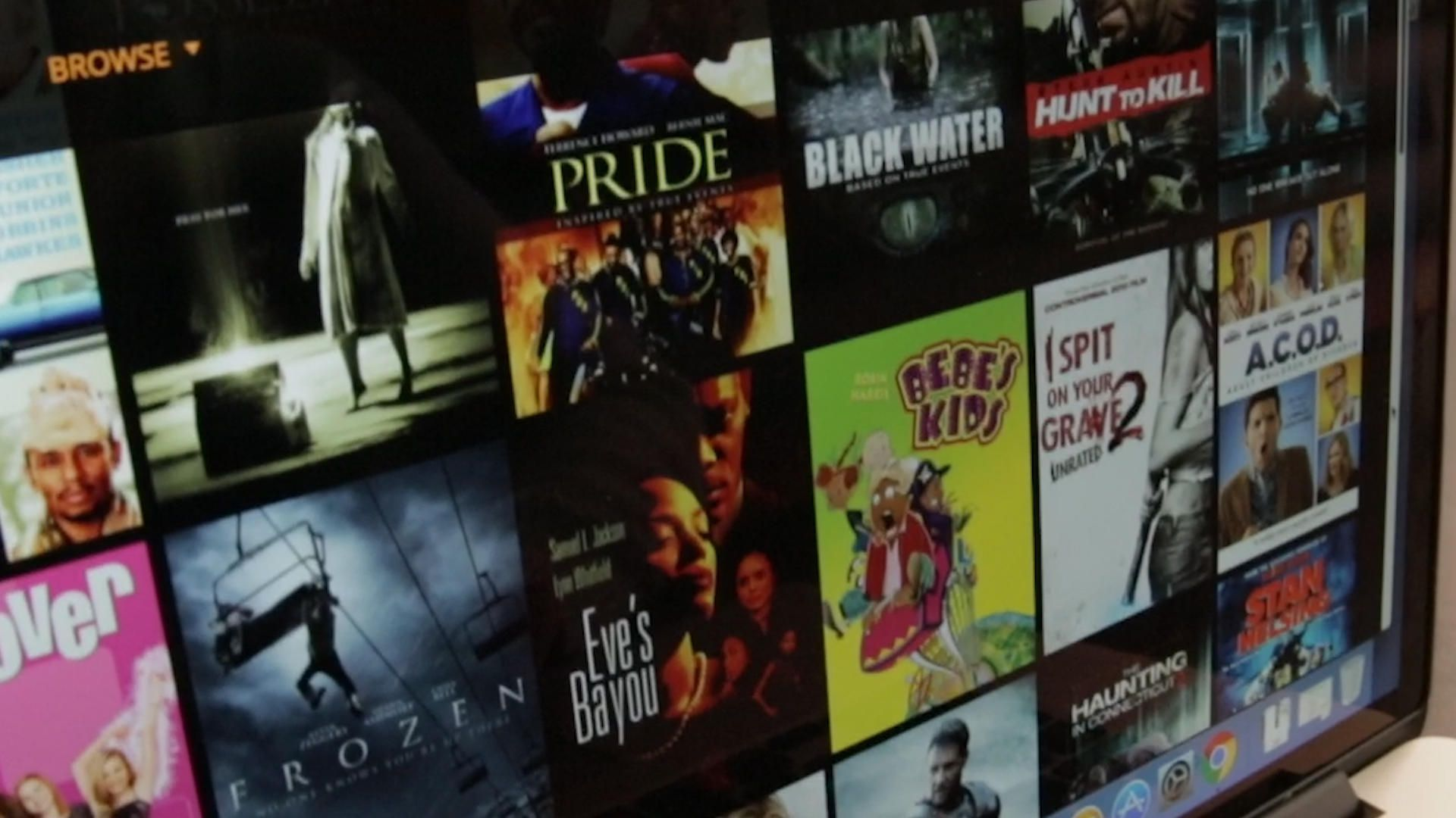 Sick of paying for Netflix? Here are 10 services that