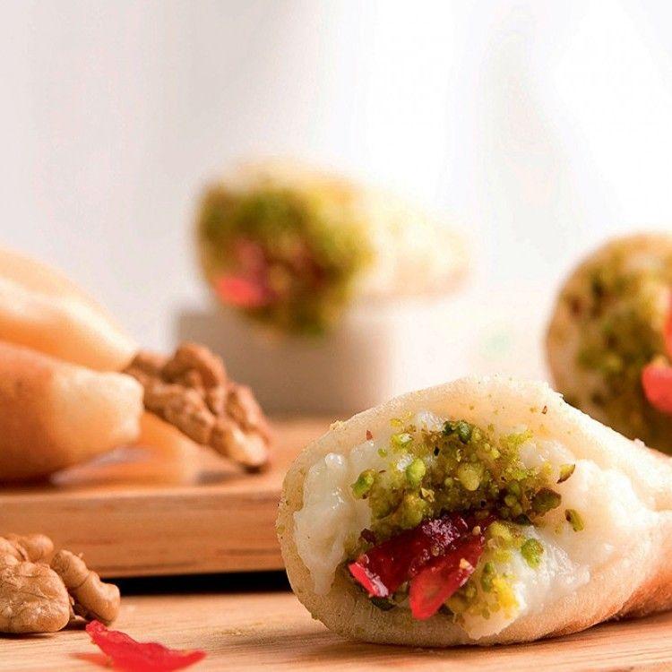 طريقة عمل قطايف بالقشطة للرجيم رجيم رمضان حلويات رمضان Food Arabic Food Yummy Food