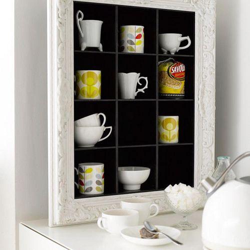 Sweet mug display!