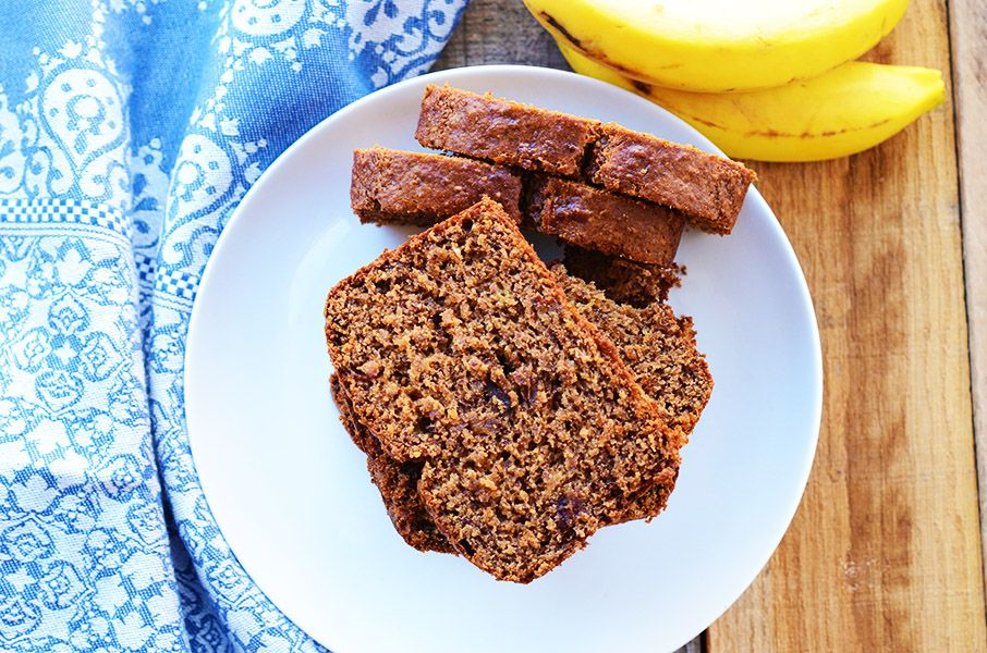 One Bowl Banana Bread - Powered by @ultimaterecipe