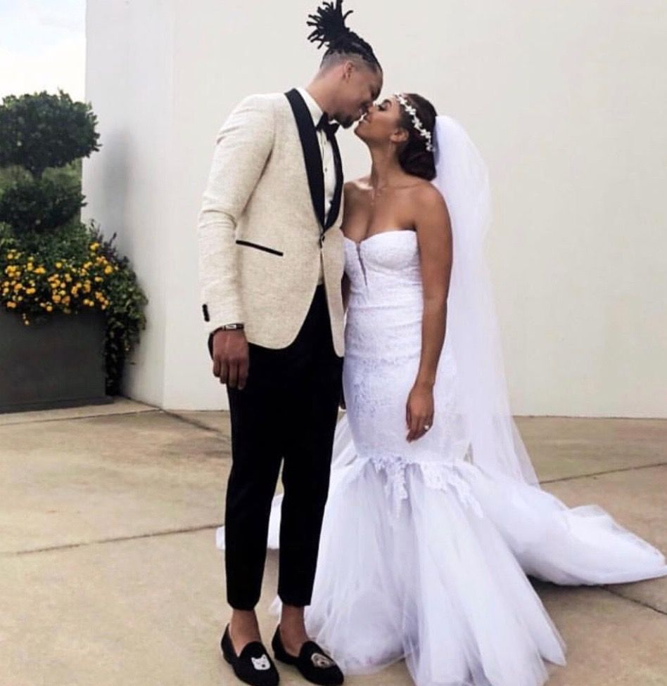 Sydel Curry Sister Of Stephencurry Marries Golden State Warriors