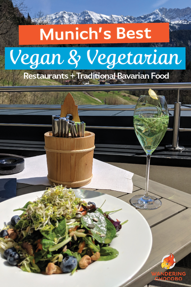 Mouthwatering Vegan Vegetarian Food In Munich Vegetarian Travel Vegetarian Best Vegan Restaurants