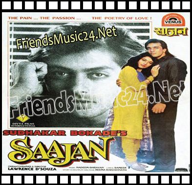 Saajan movie mp3 song download