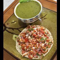 Hara shorba -- my fav Indian soup!