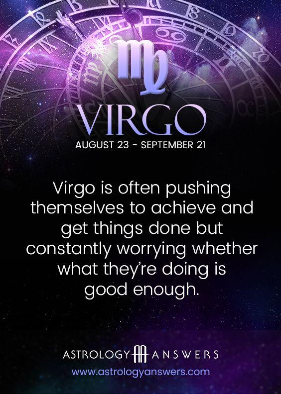 Virgo love astrology answers