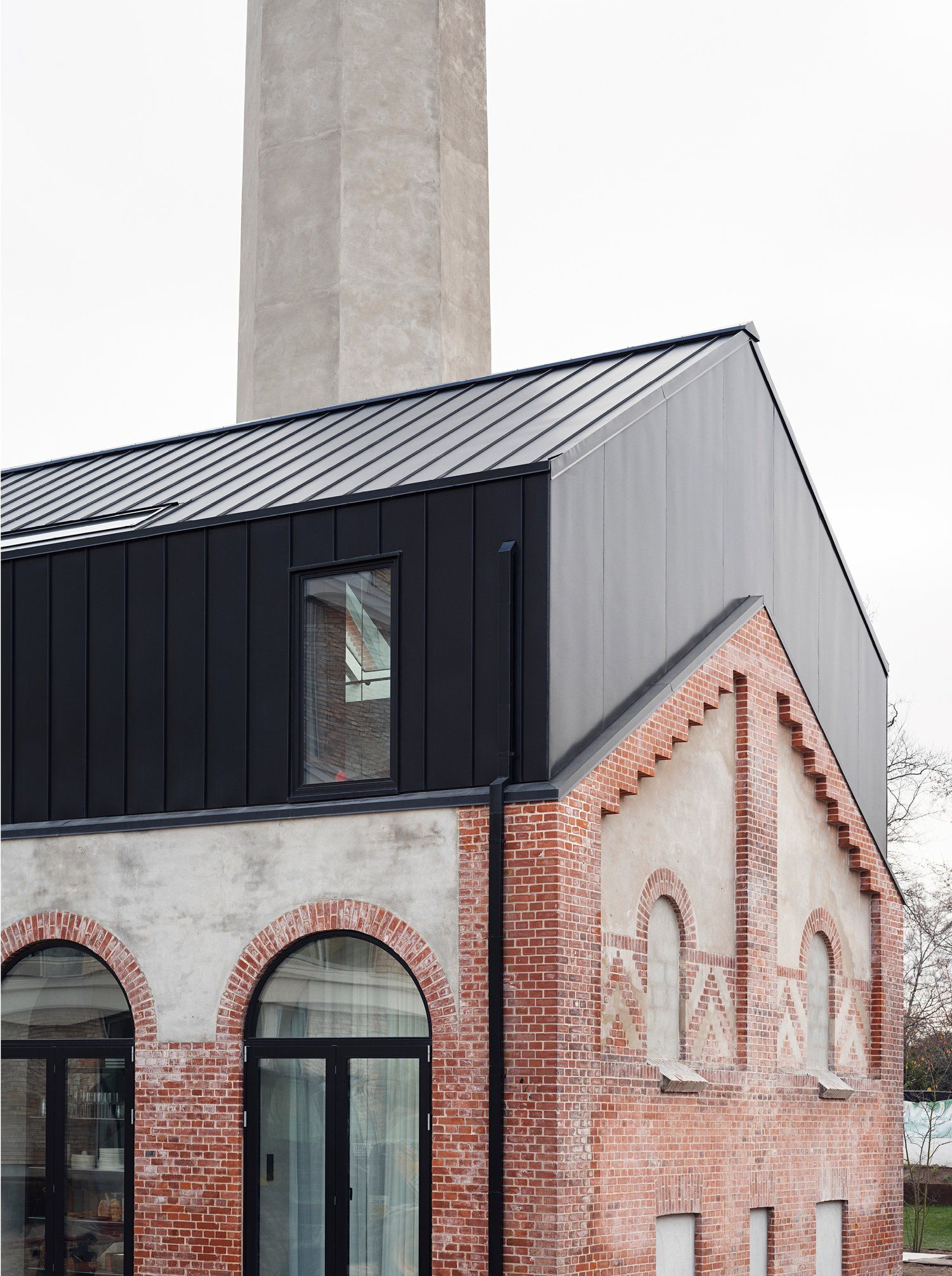Vipp Chimney House In Copenhagen Modern Architecture