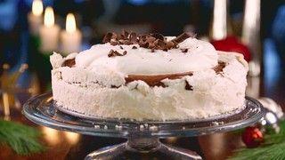 Chocolate Angel Pie Recipe | The Chew - ABC.com