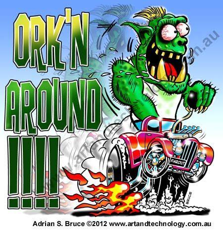 Cartoons From The Car Cartoon Styled Monster Car Cartoon