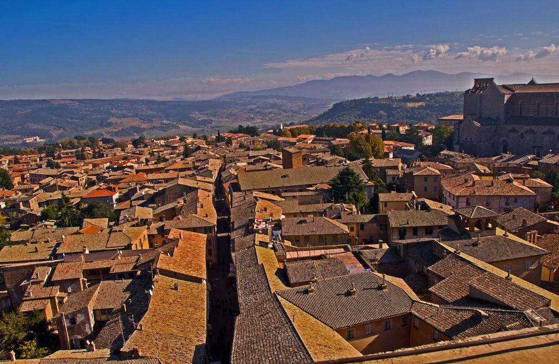 i tetti di Orvieto by francesco lavaggi on 500px