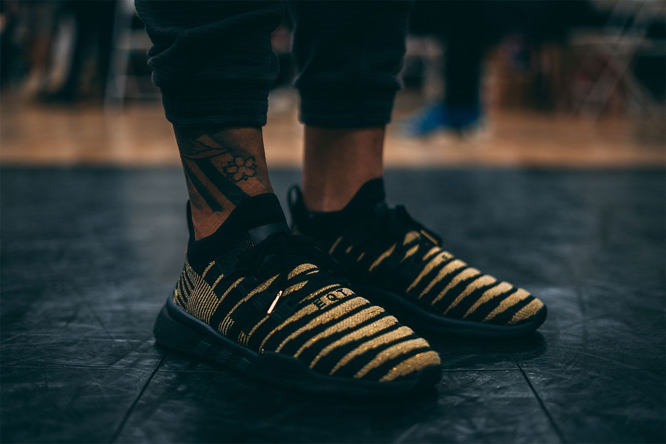 48792b16582 Take an On-Foot Look at The 'Dragon Ball Z' x adidas EQT Support ADV ...