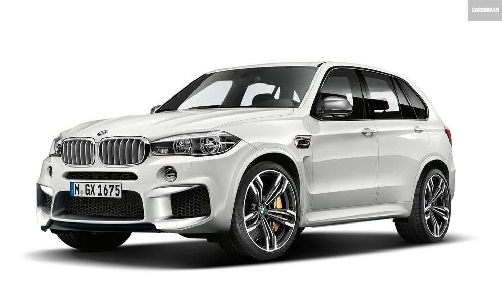 Bmw X5 M Compeion Package 150 000
