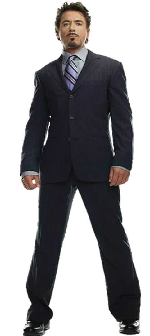 Tony Stark Png By Gasa979