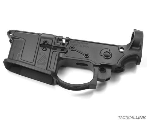 2A Armament Balios-Lite Billet Lightweight AR15 Lower