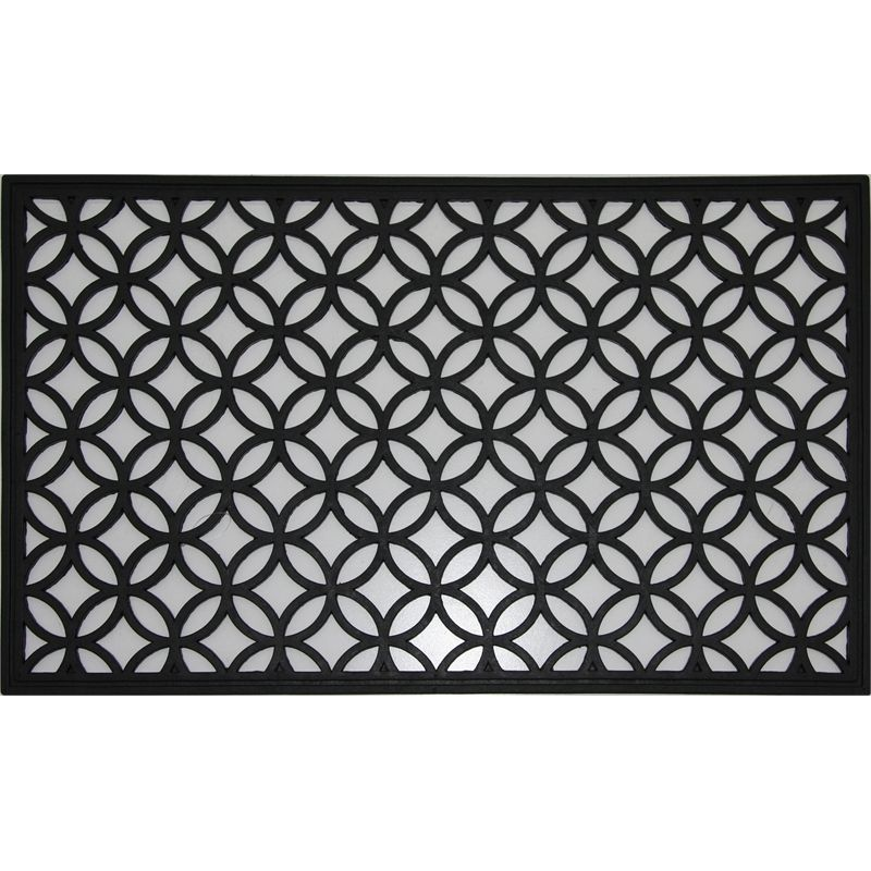 Find Bayliss 45 X 75cm Black Solid Rubber Iron Gate Mat At Bunnings Warehouse Iron Gate Iron Melbourne House