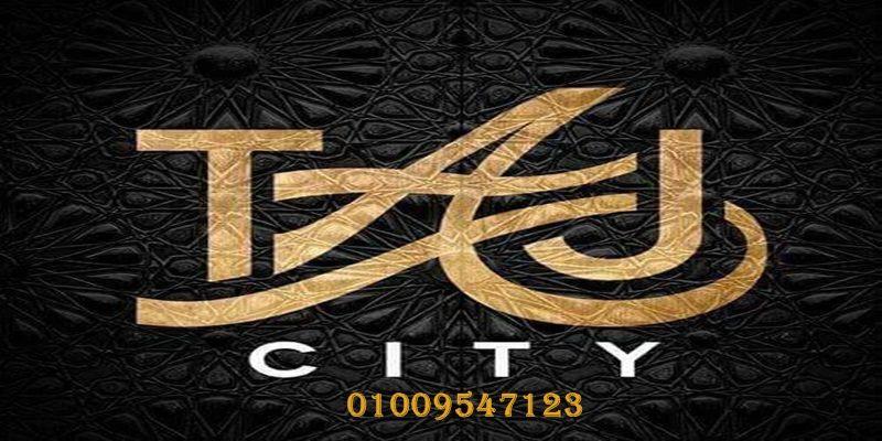 Taj City مدينة نصر مستشارك العقاري Cairo City Company Logo