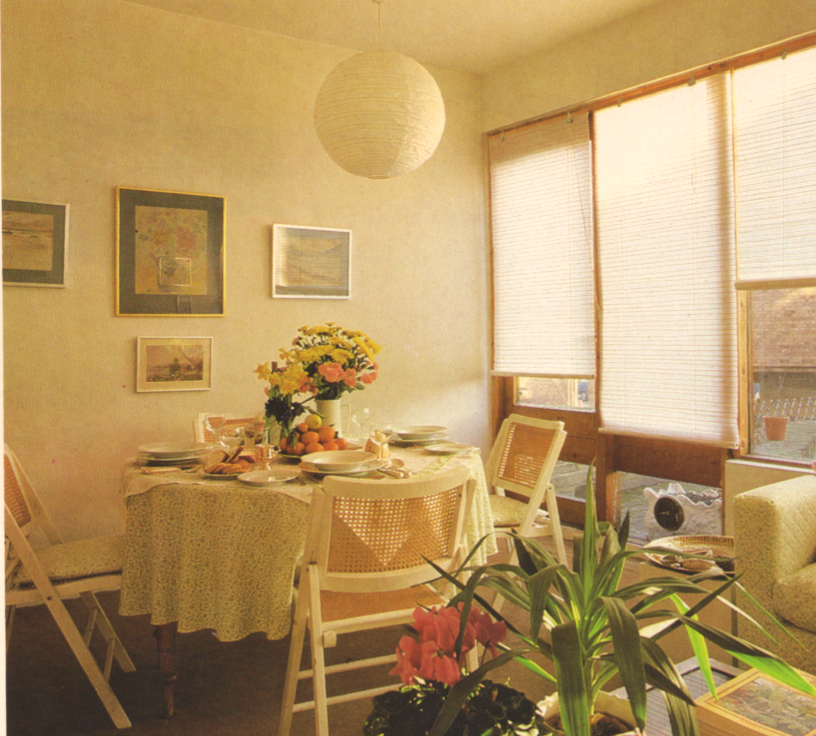 Laura Ashley Book Of Home Decorating, 1982