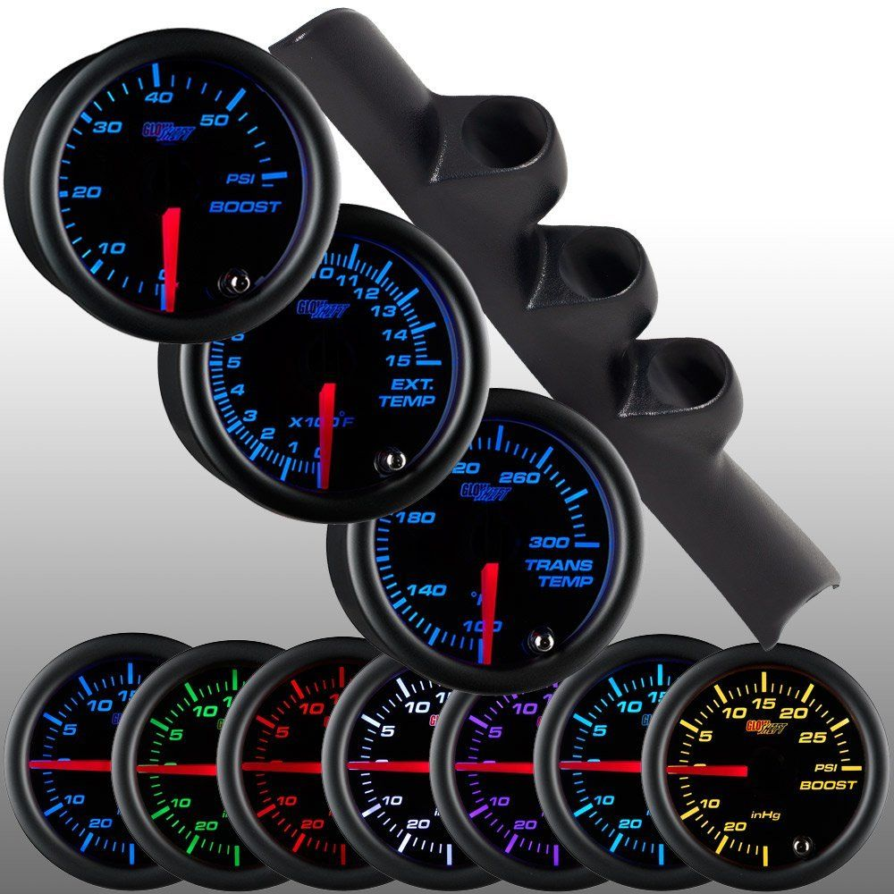 Boost Gauge Dodge Cummins 5 9 6 7 12 Valve 24 Valve
