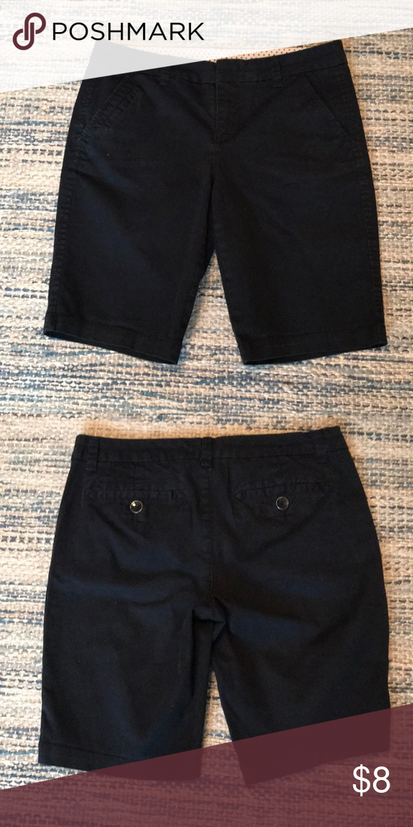 5a2320088f447a JCP Shorts 4P Waist measures 32 inches, inseam 9 1/2 inches, 98% cotton, 2%  spandex jcpenney Shorts