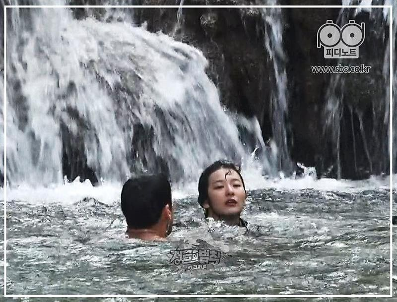 06 07 18 Law Of The Jungle Mexico Pd Note With Seulgi Law Of The Jungle Red Velvet Seulgi Outdoor
