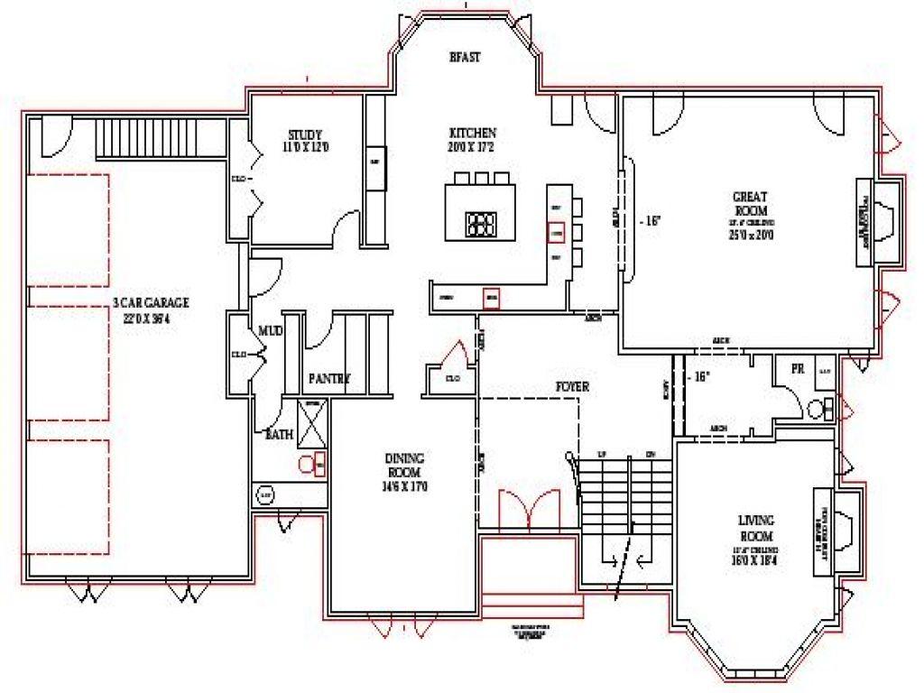 Basement In Law Suite Floor Plans In Law Suite Floor Plans Basement ...