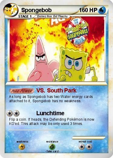 Pokemon SpongeBob SquarePants Theme Battle! - YouTube