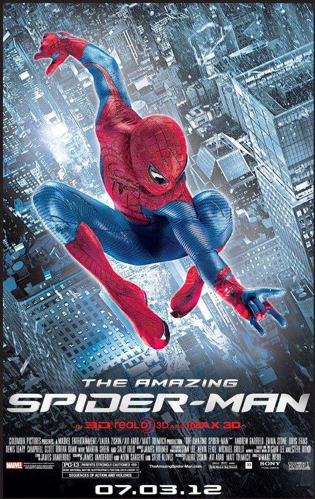 The Amazing Spider Man 2012 Amazing Spiderman Spectacular Spider Man Spiderman