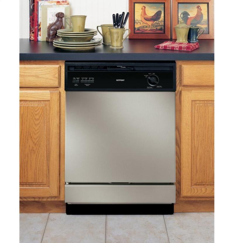 Hda3640dsa By Hotpoint In Brooklyn Ny Hotpoint Built In Dishwasher Built In Dishwasher Dishwasher White Kitchen Appliances