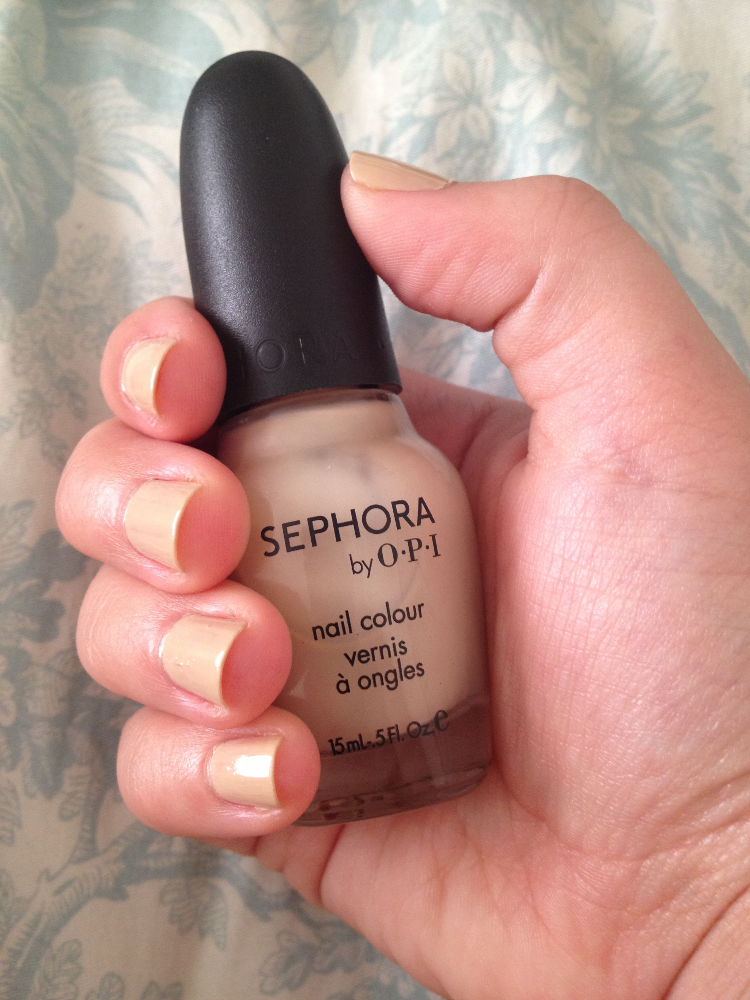 Going Nude, Eh? (Sephora by OPI)   Nude colour   Pinterest   Sephora ...