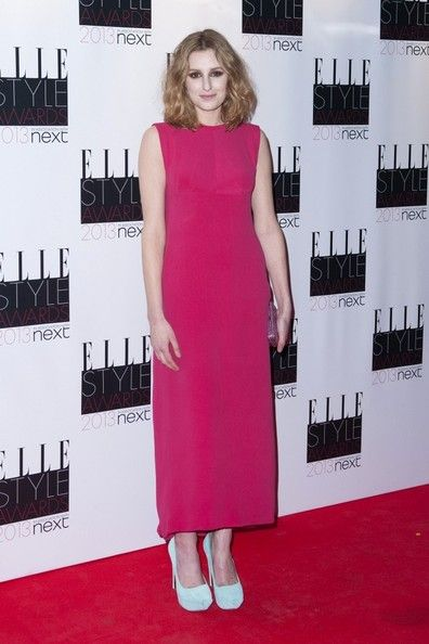 Laura Carmichael Evening Dress