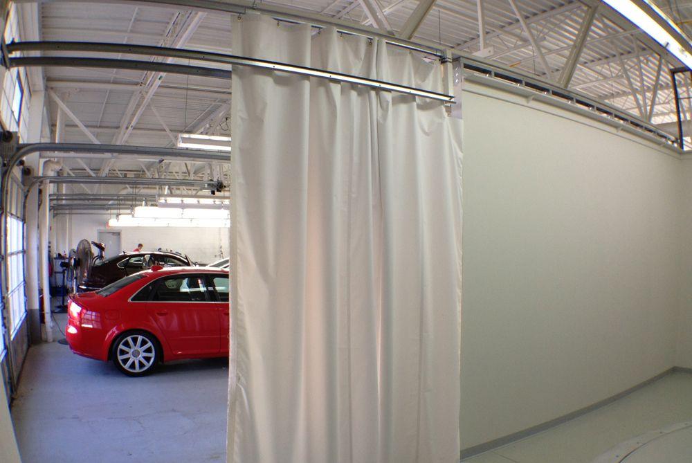 Industrial Curtain Dividers Curtain Walls Pvc Strip Doors