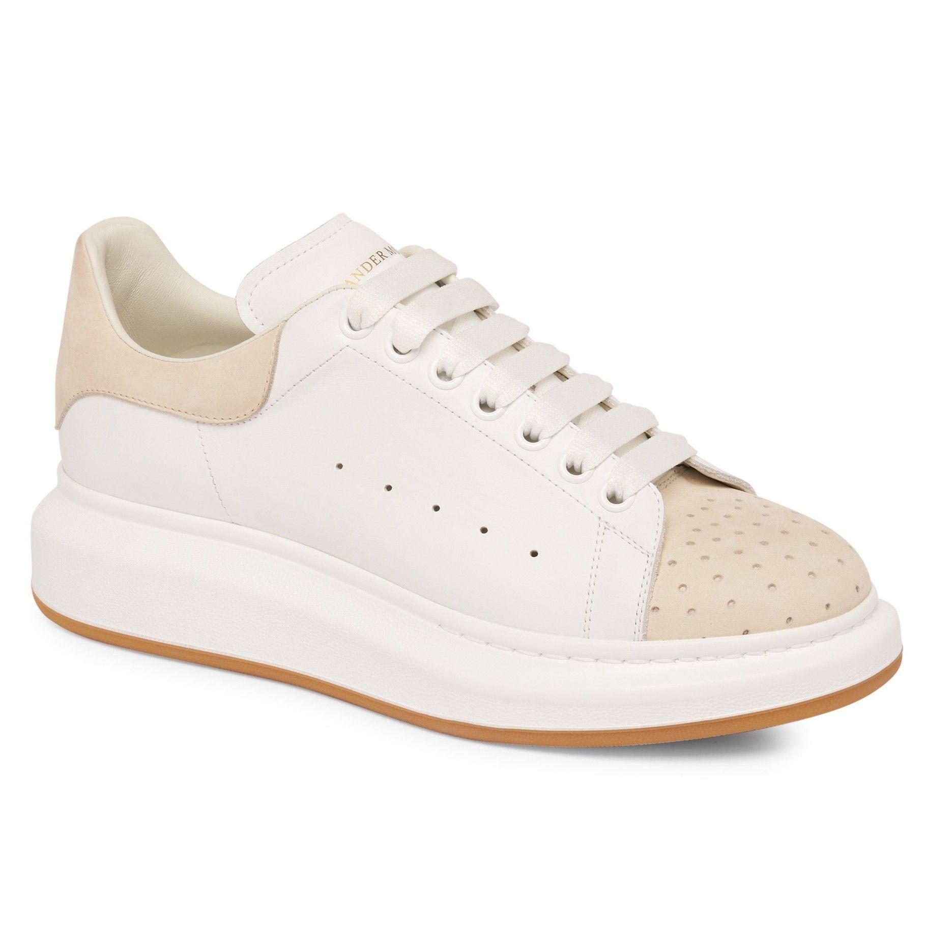 Alexander McQueenLow-Top Platform Sneakers Pz5lHf