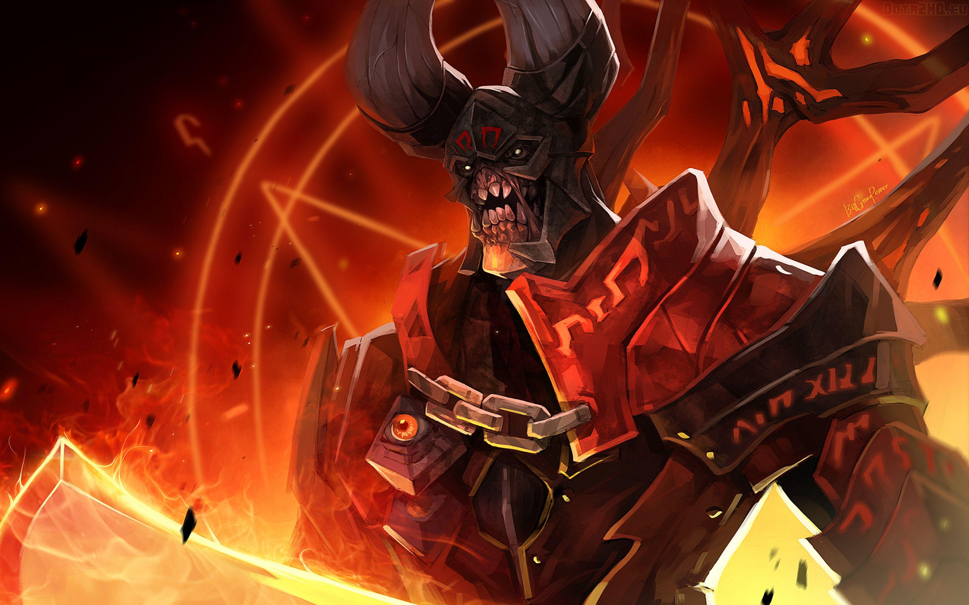 Steam Community Guide Kak Ustanovit Brutal Doom Dlya Dota 2 Wallpaper Defense Of The Ancients Dota 2