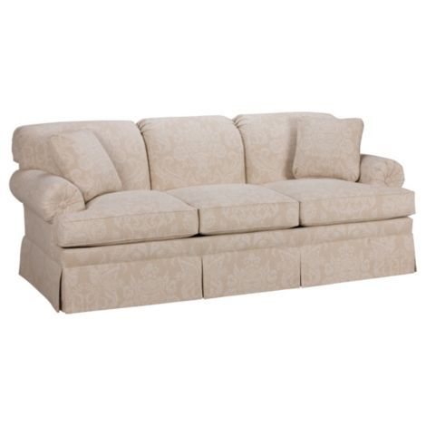 Ethlen Preston Sofa 84 Ethan Allen Furniture Interior Design Great Room