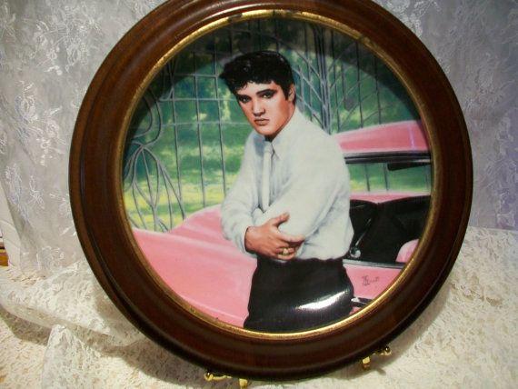 Elvis Presley  Elvis At the Gates of Graceland by THEPARISBOUTIQUE, $28.00