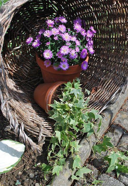 mamas kram betonkugeln im neuen blumenbeet garden back patio ideas betonkugeln garten. Black Bedroom Furniture Sets. Home Design Ideas