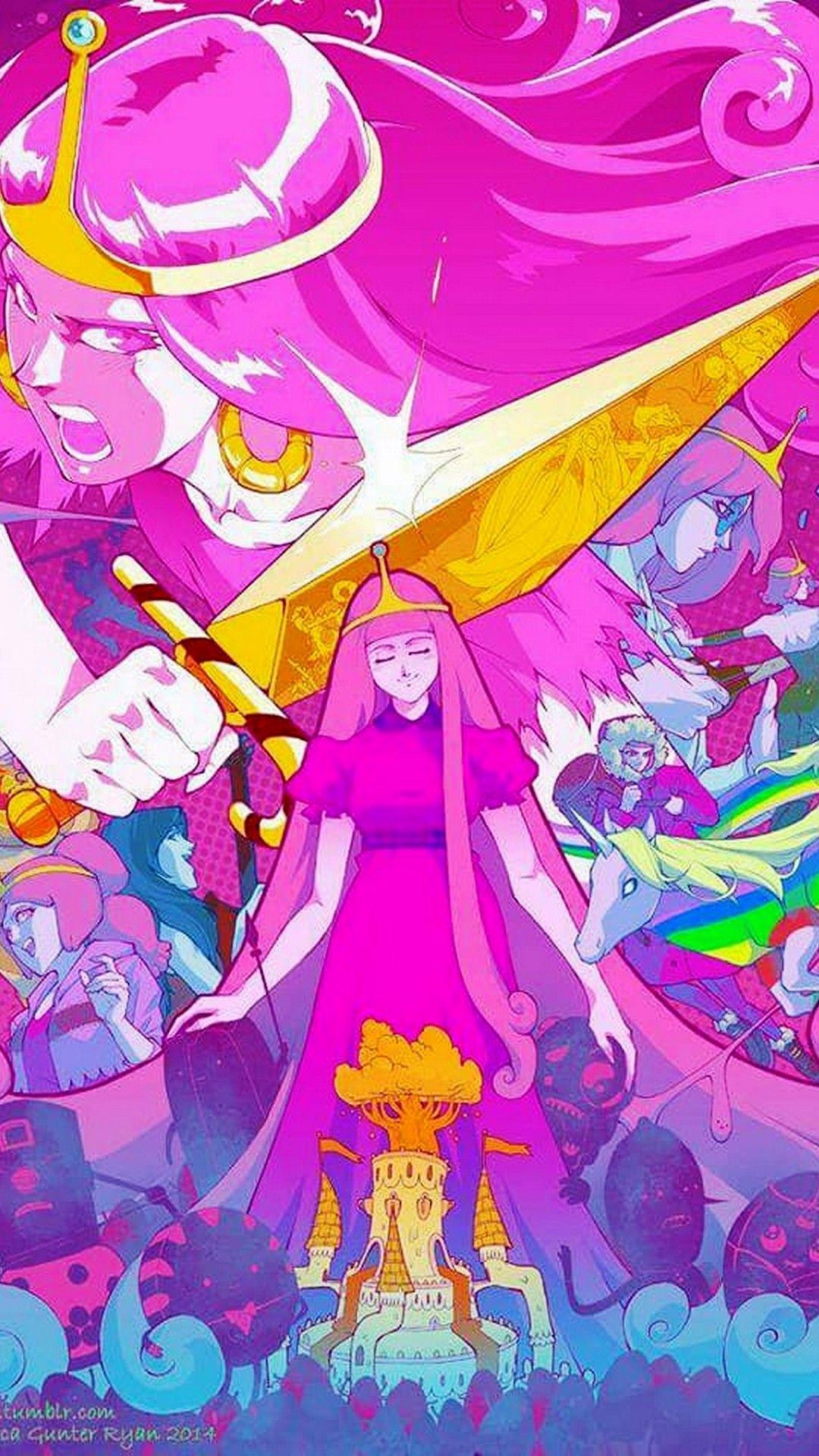 Adventure Time Wallpaper iPhone | Adventure time cartoon ...