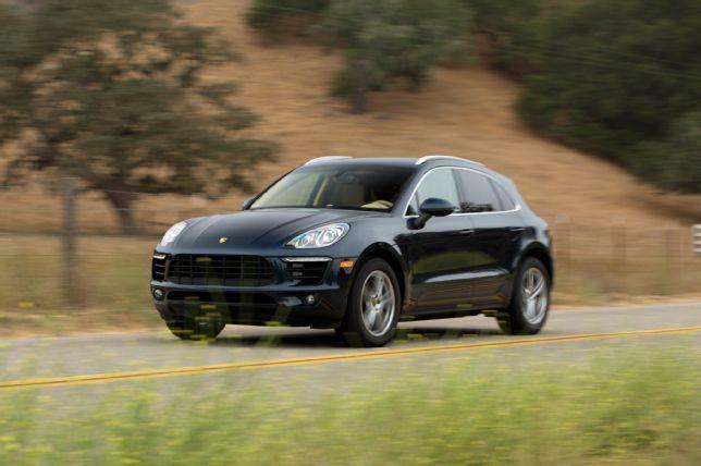 Macan Turbo Http Www Porsche Com Usa Models Macan Macan Turbo