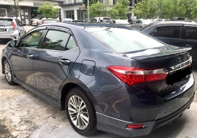 Kajang Selangor For Sale 2016 Toyota Altis 1 8g A Sambung Bayar Car Continue Loan 1800 Malaysia Cars Com Malaysia 34893 Kajan Cars Com Malaysia Vehicles