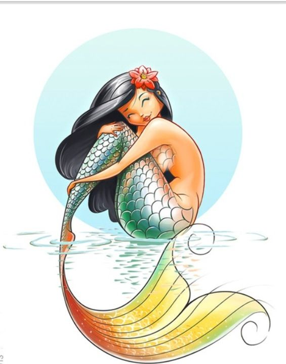 She Is So Cute Sir 232 Nes Dessin Sirene Sirene Et Dessin
