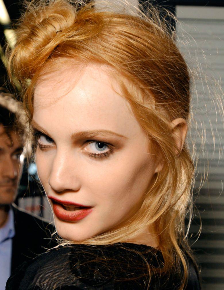 plus de 1000 ides propos de rousses sur pinterest belle alexa chung et barrettes - Coloration Blond Venitien Roux