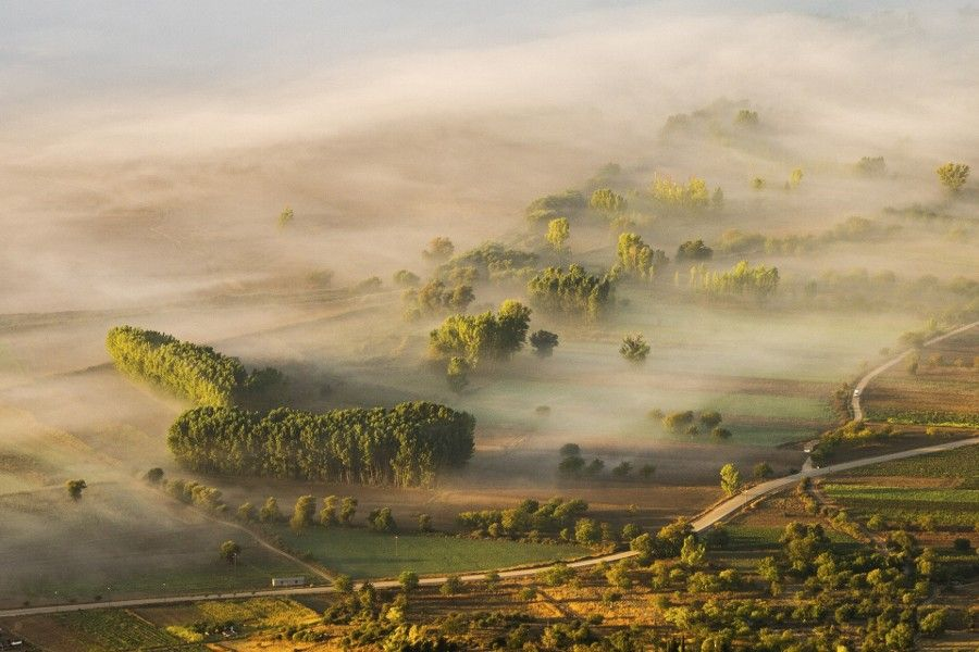 Photo Stymfalia's mornings by Nick Antonopoulos on 500px