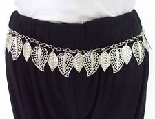 KUCHI TRIBAL ETHNIC HIP BELT SKIRT JEWELLERY BELLY DANCE GYPSY BOHO