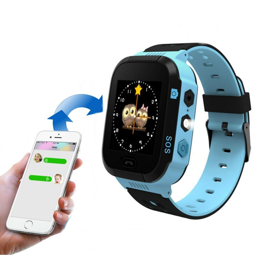 Fitness Tracker Watch Kids Smart Watch Tkstar Sos Alarm 2
