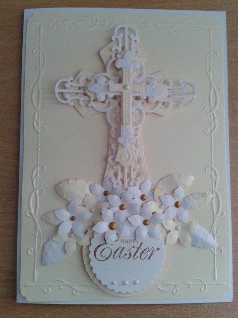 Smaller Easter Card – Easter Cards Handmade