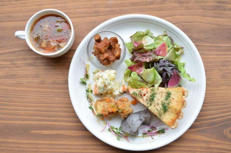 京都 カラダが喜ぶ美食 京都の和心溢れるヘルシーランチ6選 ヘルシーランチ ヘルシー 豆腐 レシピ