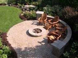 Cool Backyard Fire Pits