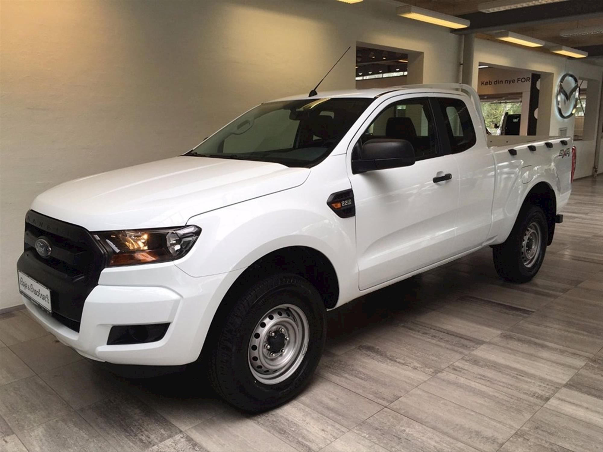 2017 Ford Ranger Super Cab 2 Xl Finland Version Fordranger Rangerxl