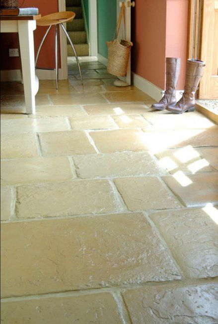 Awesome Flagstones U0026 Flagstone Flooring   Cotswold By RUDLOE. Hard Wearing, Stylish Interior  Flooring.
