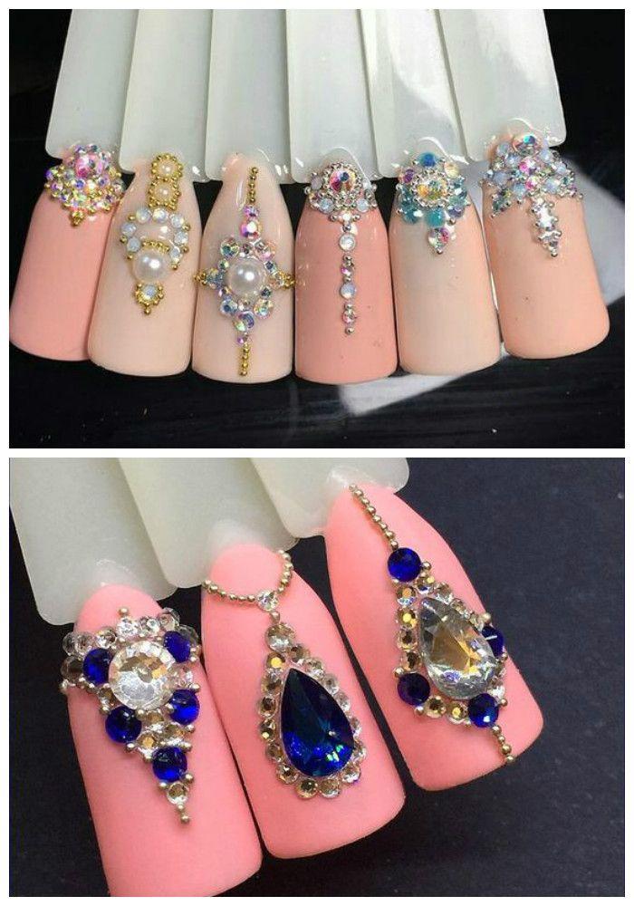 камни в картинках дизайн ногтей прекрасно передвигается